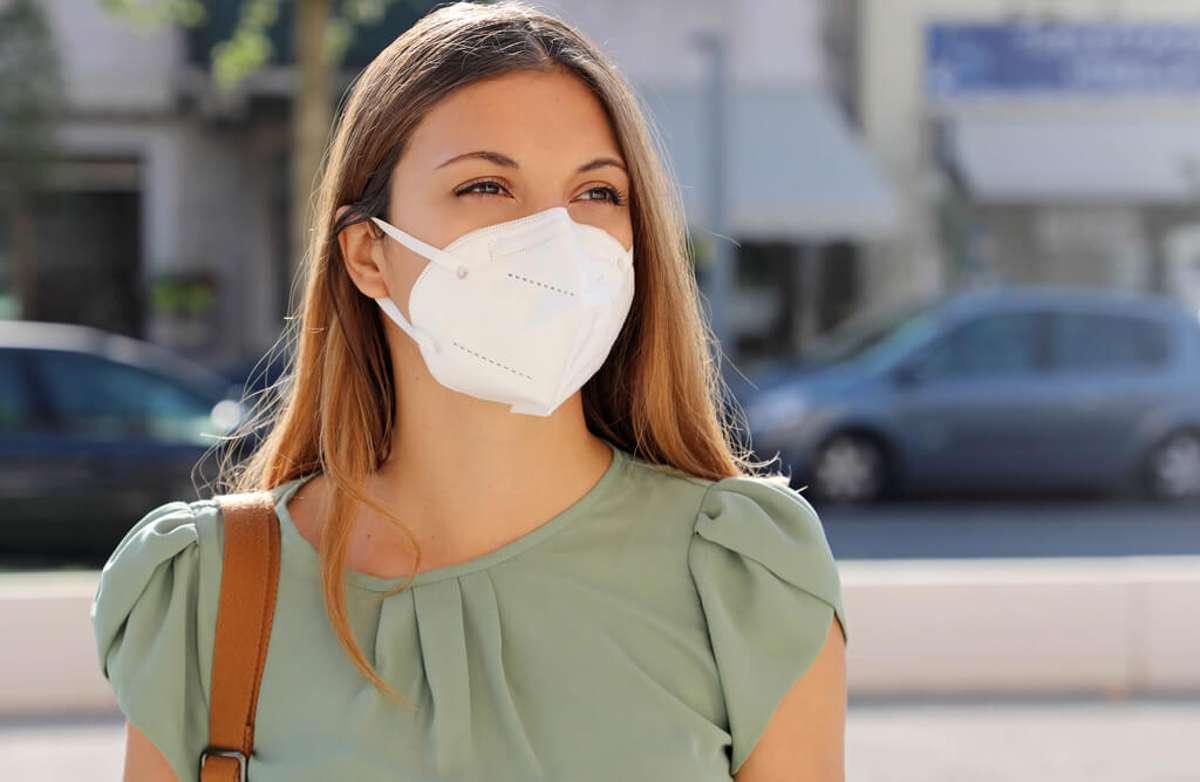 Wie lange darf man FFP2-Masken tragen? (Info)